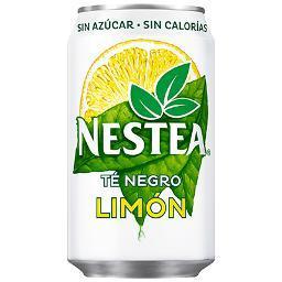 Nestea Limón Sin Azúcar Lata 33 cl - A Spanish Bite