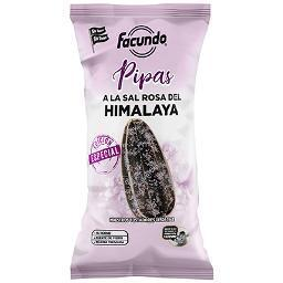 Pipas a la Sal Rosa del Himalaya FACUNDO- 85 gr - A Spanish Bite