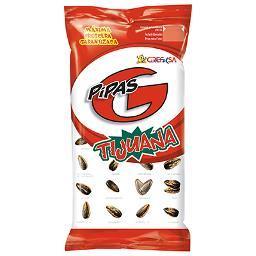 Pipas Tijuana GREFUSA- 165 gr - A Spanish Bite