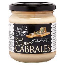 Salsa de Cabrales de SALSAS ASTURIANAS – 190 ml - A Spanish Bite
