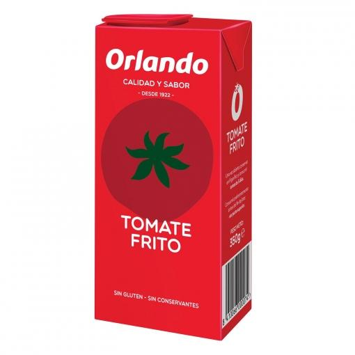 Tomate Frito Orlando- 350gr - A Spanish Bite