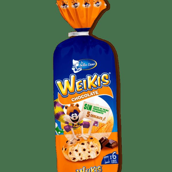 Weikis de Chocolate LA BELLA EASO - A Spanish Bite