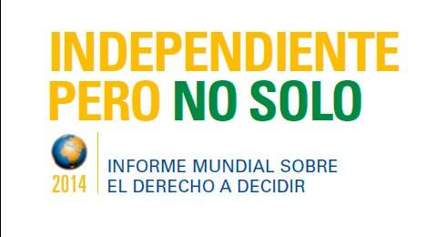 INDEPENDIENTE PERO NO SÓLO. #YODECIDOTUMEAPOYAS