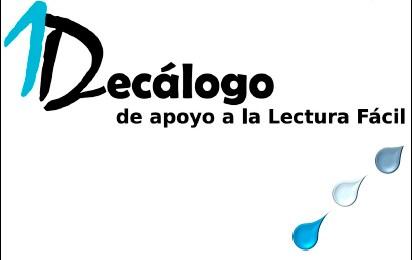 DECÁLOGO LECTURA FÁCIL.