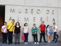 En el Museo de Almería