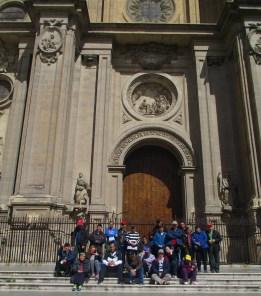 De viaje en Granada