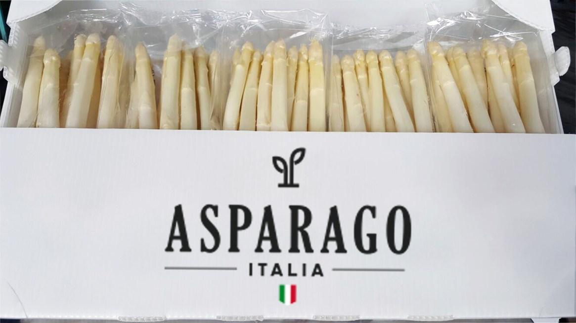 Asparago Verpackung