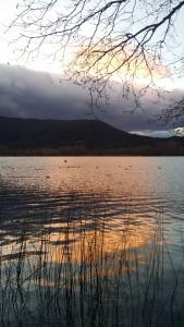 Lavorare a Girona -aspassoperlaspagna.it Lago di Banyolas