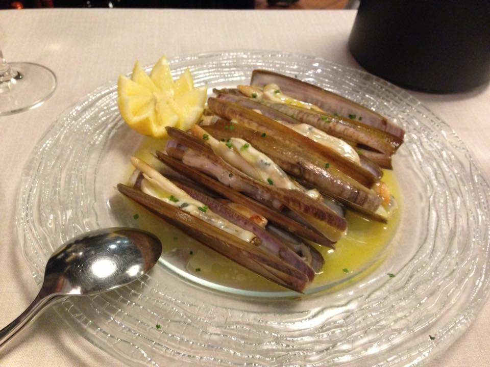 cosa mangiare in Galizia - navajas - aspassoperlaspagna.it
