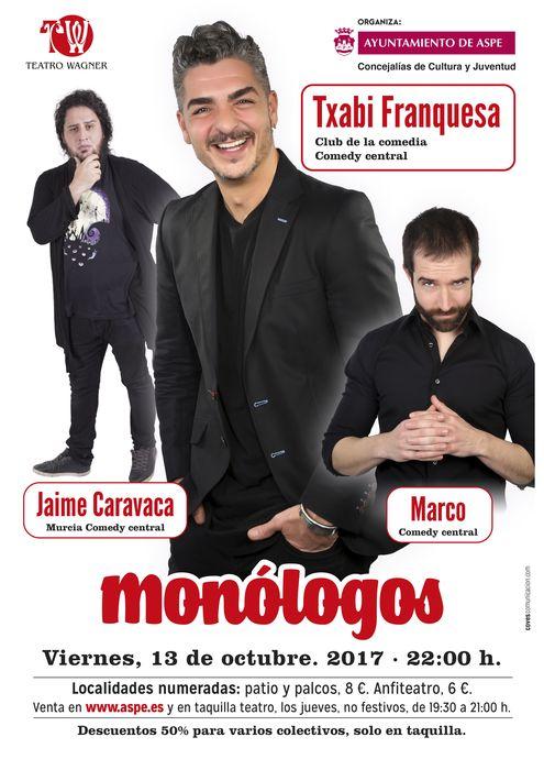 FOTO NOCHE DE MONÓLOGOS