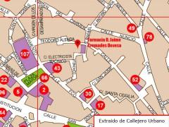 Foto de la ubicación de la Farmacia Jaime Cremades Alcaraz