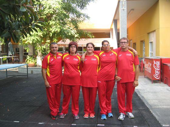 equipo Olimpics
