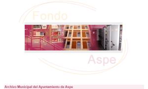 Archivo historico