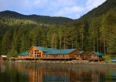 Visiting Alaska - Waterfall Resort & Steamboat Bay Fishing Club #WaterfallResort #SteamboatBay