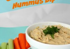 Simple, Classic Hummus Dip Recipe