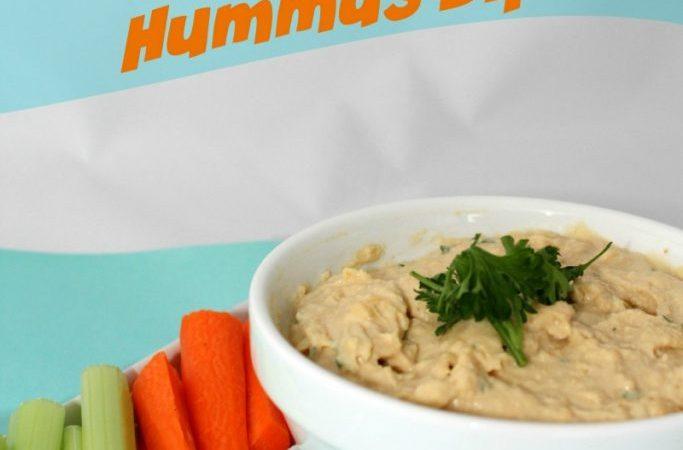 Simple, Classic Hummus Dip Recipe