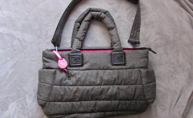 On The Go with the CiPu Diaper Bag