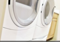 Keeping Kids Safe in the Laundry Room - Enter to Win $2500 for a Laundry Room Makeover!