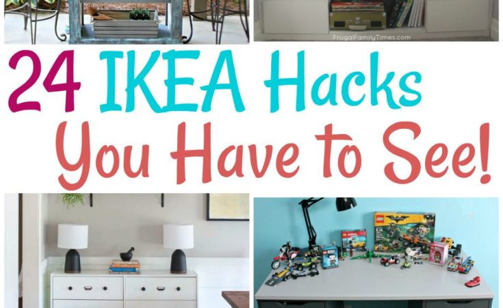 24 IKEA Hacks You Have to See