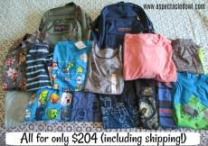 Back to School Shopping and Saving with Kohl's