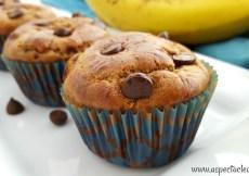 Banana Chocolate Chip Muffins - Paleo Friendly