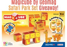 Magicube by Geoworld Safari Park Set Giveaway