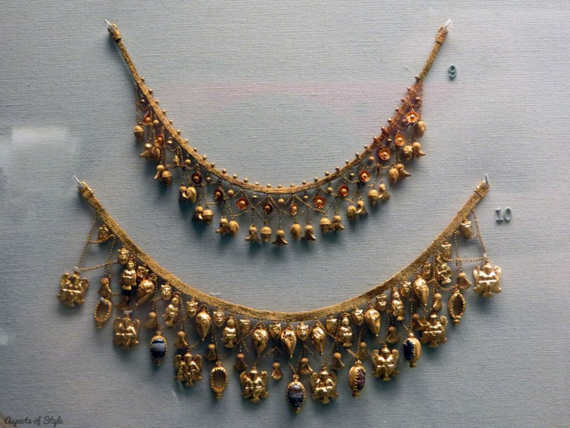 Etruscan Jewelry at the British Museum