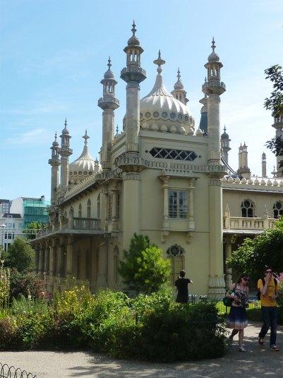 Brighton Pavilion, England, UK