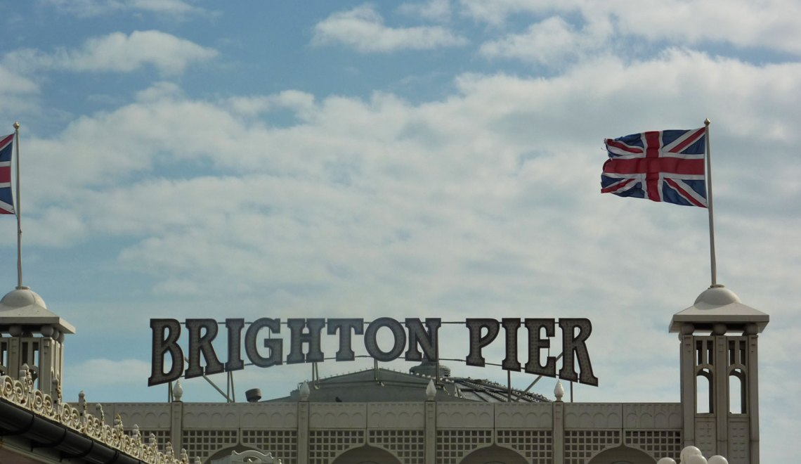 Brighton Pier, England, UK