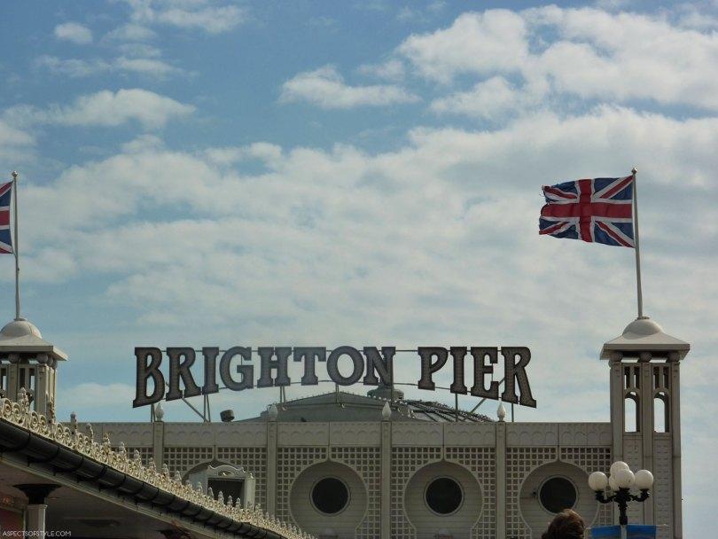 Brighton Pier, England, UK