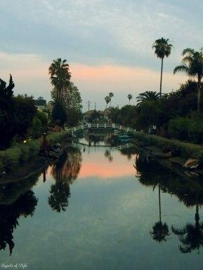 Venice Canals, Venice, CA