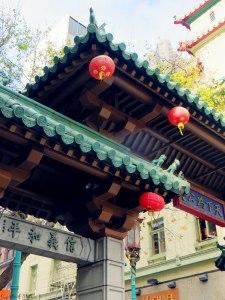 Chinatown Gate, San Francisco