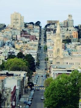 Filbert street, San Francisco