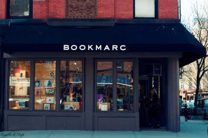 Bookmarc at Bleeker street, New York City
