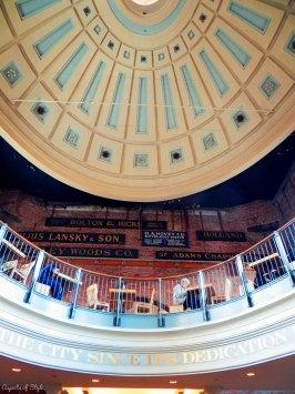 Quincy Market, Faneuil Hall Boston