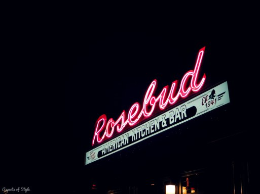 Rosebud American Kitchen and Bar