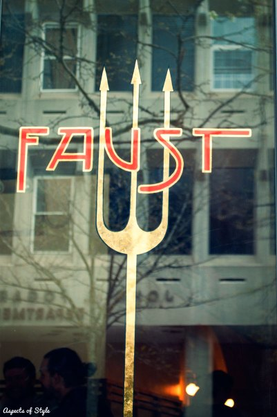 Faust, Dean Hotel, Providence Rhode Island