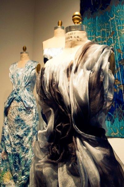 RISD Textiles exhibition, Providence Rhode Island