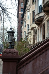 Buildings in Upper West Side, New York City