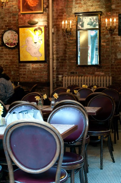 Cafe Lalo, Upper West Side, New York City