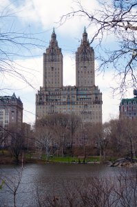 The San Remo building, Upper West Side, New York City