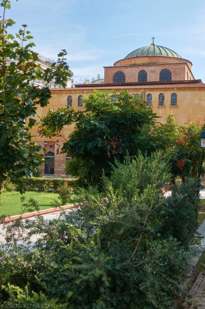 Hagia Sofia church, Thessaloniki