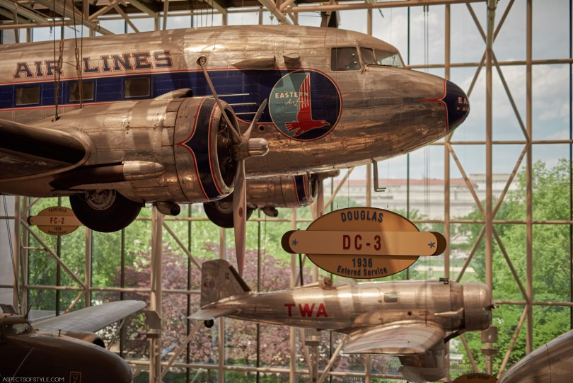 National Air and Space Museum, Washington, DC