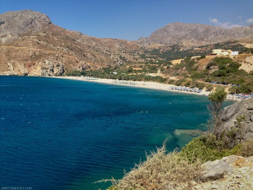 Souda cove, Plakias, Rethymno, Crete, Greece