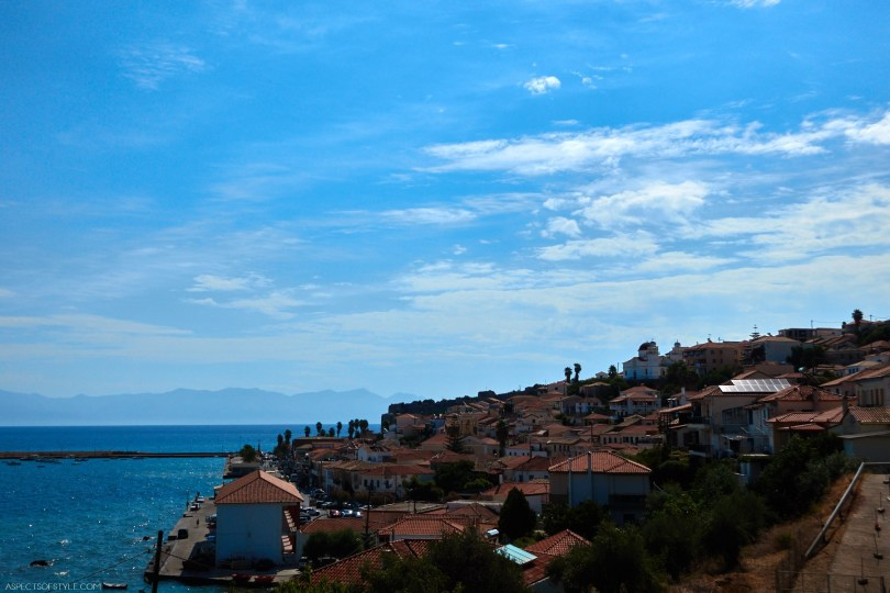 Koroni, Peloponnese, Greece