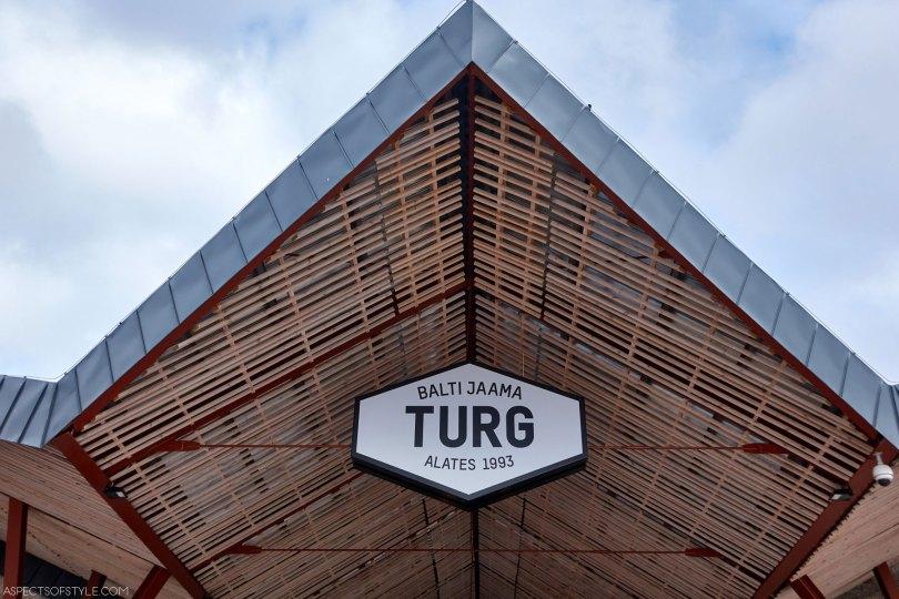 Balti Jaam Turg, Tallinn, Estonia