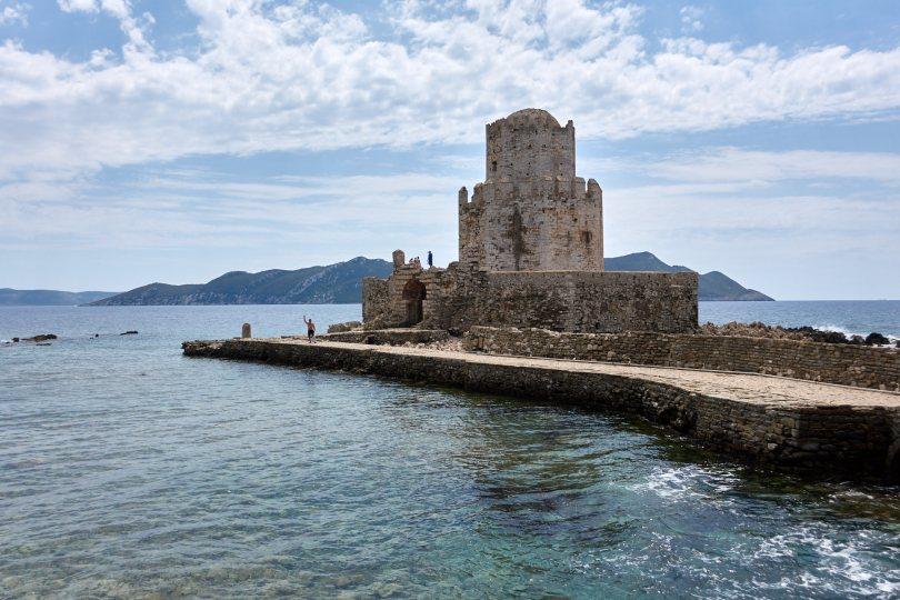 Methoni, Peloponnese, Greece