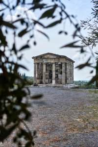 Ancient Messene, Peloponnese, Greece