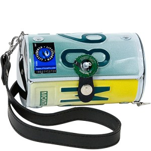 Mississippi license plate purse