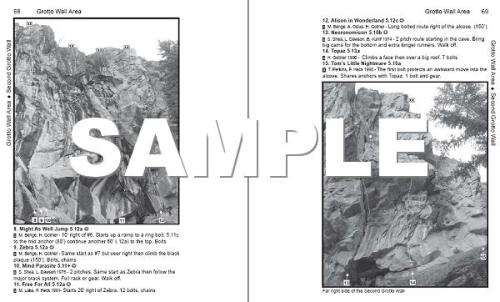 Independence Pass Rock Climbing Sample Page